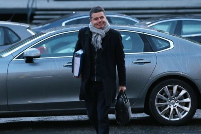 Paschal Donohoe, the Finance Minister, said it was too early to tell what impact the move to level 5 restrictions would have on the deficit this year. Picture: Rollingnews.ie