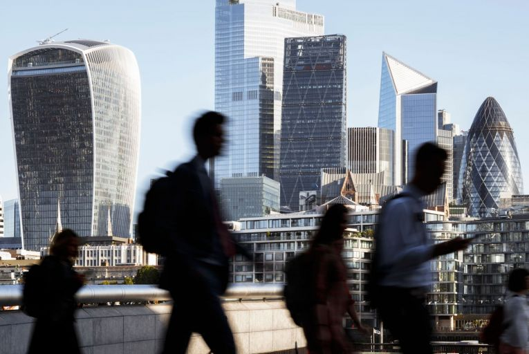 London possesses an extraordinarily deep labour market and ecosystem that is unlikely to be matched by any EU city in the near future. Picture: Getty