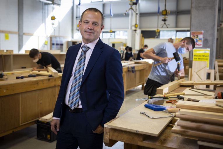 State supports on way for non-traditional apprentices