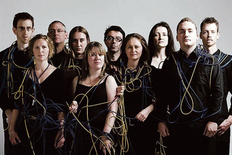 Crash Ensemble 'embody a thirst for collaboration incomparable to any other Irish music entity' and will perform new works by nine Irish composers at the MusicTown 2021 festival (April 15-25)