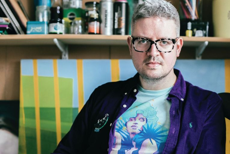 Peter Bradley: 'I dress primarily for comfort and function but I can't live without colour'
