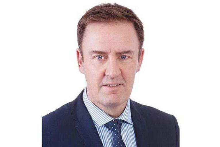 Ciaran Moody, general manager at Mitsubishi Electric Europe