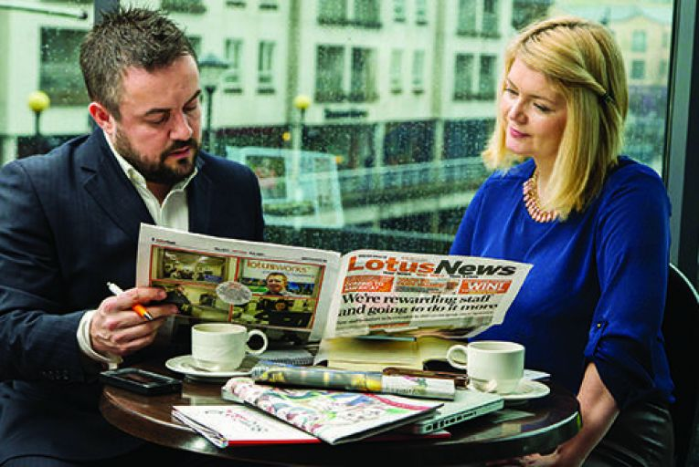 Rural location proves no barrier to thriving Sligo content agency