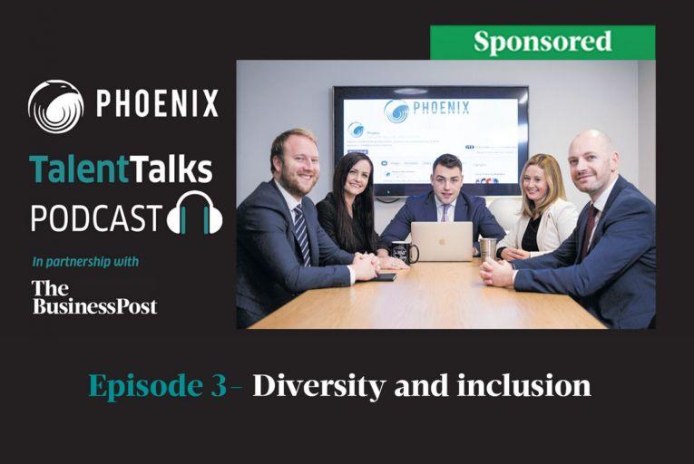 Phoenix Talent Talks Podcast - Episode 3 - Diversity and inclusion