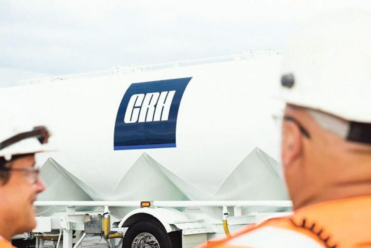 CRH proved to be a resilient dividend payer