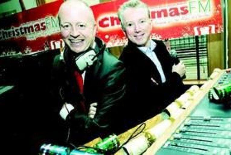 Christmas charity radio station raised €117,000
