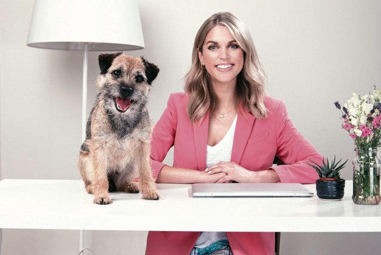 Amy Huberman in Finding Joy on RTÉ 1