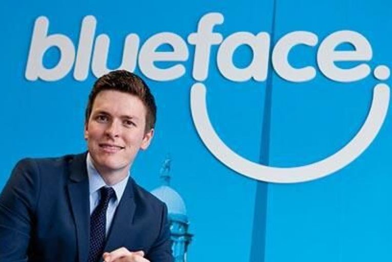 Brian Martin, general manager, Blueface Telecom