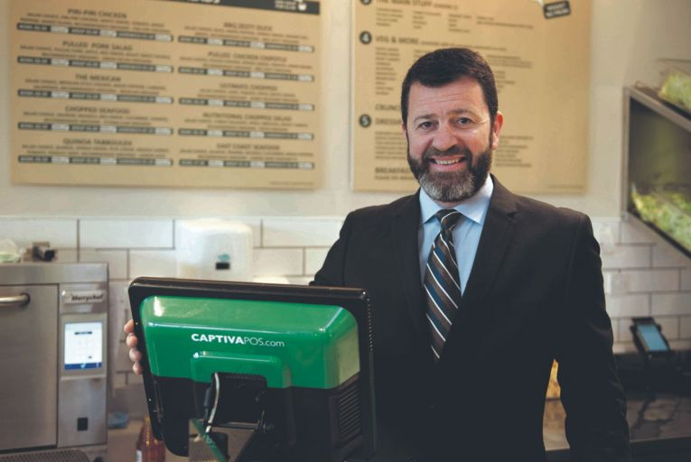 Captiva Pos is driving the hospitality sector to keep up to speed