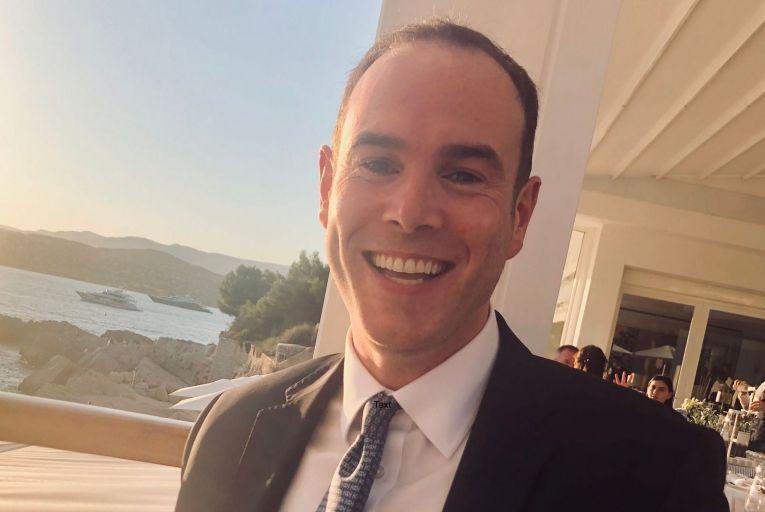 Paul McCullagh wins company secretary of the year award