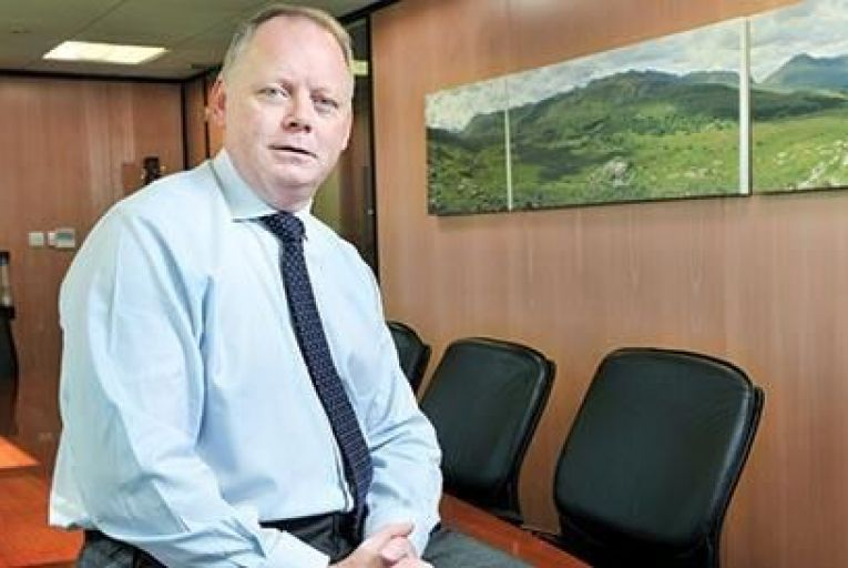 Ray O\'Connor, south-west  regional manager, IDA Ireland Picture: Provision