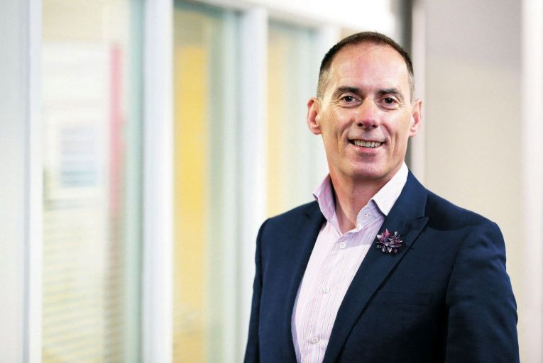 Michael O'Hara, group managing director at DataSolutions, said the Covid-19 pandemic and the rise in home working had played key roles in the increased demand for the company's services