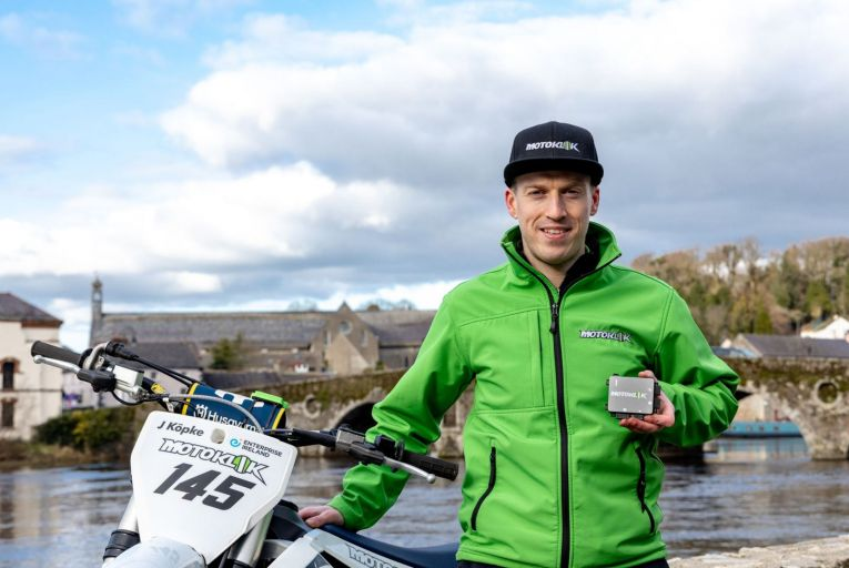 Jens Köpke established Motoklik in 2018 in his hometown of Graiguenamanagh following a four-year stint in Waterford working for Bausch and Lomb as a research and development engineer