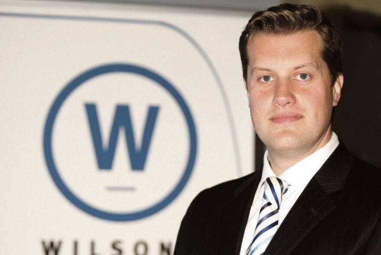 Ricky Wilson, director, Wilsons Auctions: 'We provide tailored solutions for each customer'