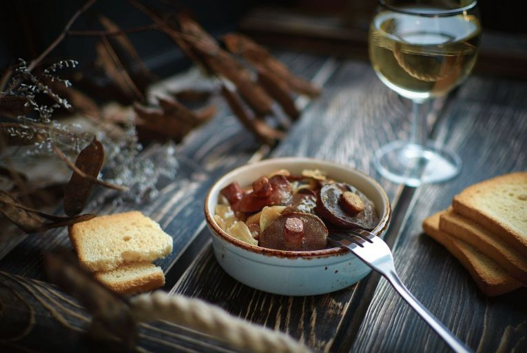 Wine: Foraging for flavours at the table