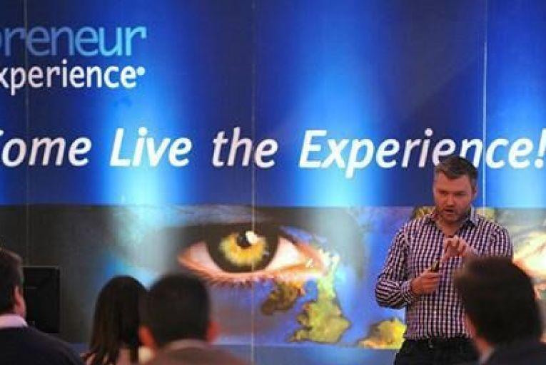 Pete Smyth of Broadlake Capital addresses last year\'s Entrepreneur Experience
