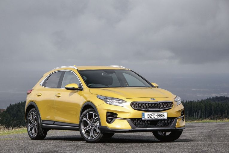 More than just good looks to Kia's new XCeed