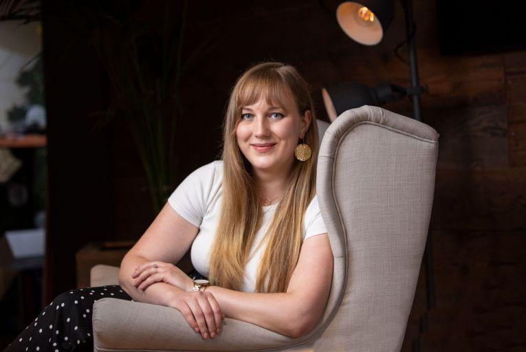 The Sunday Interview: Nicole Schneegass