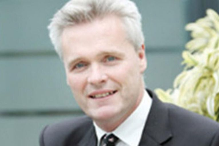 Former Bank of Ireland business chief Mark Cunningham