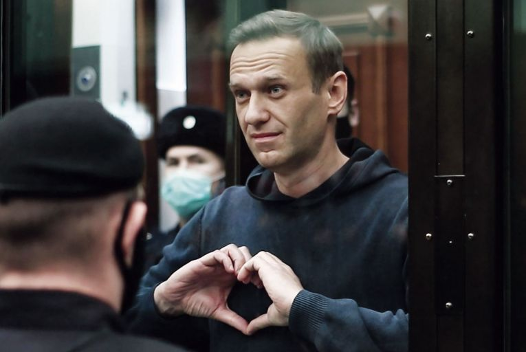 Russian opposition activist Alexei Navalny came to prominence as an anti-corruption activist and attempted to run against Vladimir Putin in the 2018 presidential election