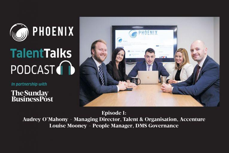 Phoenix Talent Talks Podcast - Episode 1 - Winning the war for talent