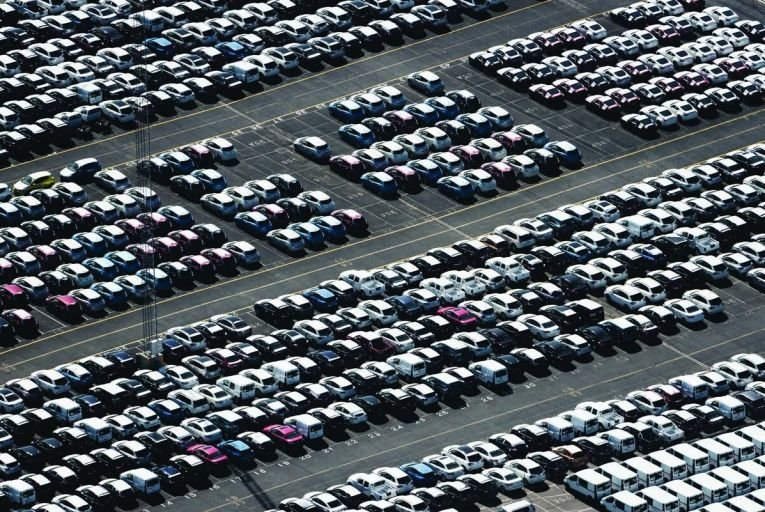 Fleet management allows  companies to monitor their  vehicles in the wild
