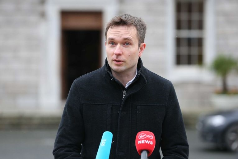"""The matter was raised in the Dáil by Cian O'Callaghan, the Social Democrats TD, who said reports in the  """"found evidence of institutional landlords and investment firms advertising and recording artificially high market rents that don't reflect the actual rents actually being charged"""". Picture: Sasko Lazarov/RollingNews.ie"""