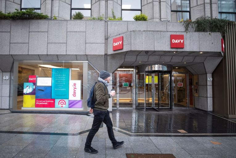 The Central Bank found that Davy had breached market rules as employees of the firm were on both sides of the deal. Picture: Fergal Phillips