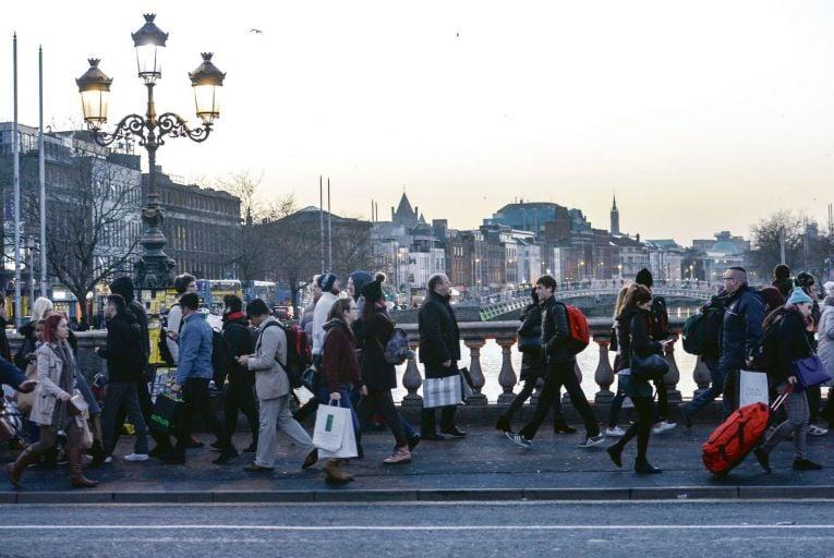 Rising sense of inequality is eroding trust in Ireland