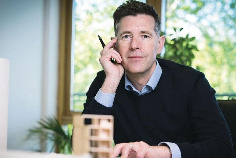 Dermot Bannon: an architect  will design your house  around your needs Picture: Fergal Phillips