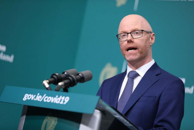 Stephen Donnelly, the Minister for Health, may not automatically enjoy the tribal support of his own party but the government can only be successful in terms of the health crisis if Donnelly is supported. Photo: Julien Behal/RollingNews.ie