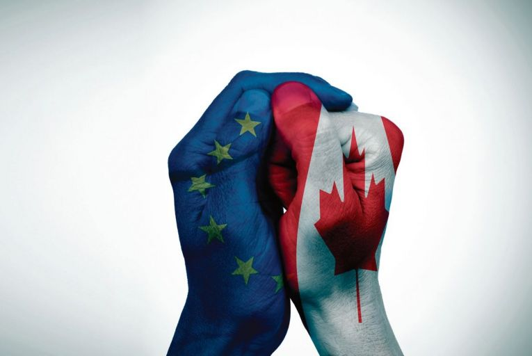 Ceta remains unratified by Cyprus, due to a dispute over . . . halloumi cheese. Picture: Getty