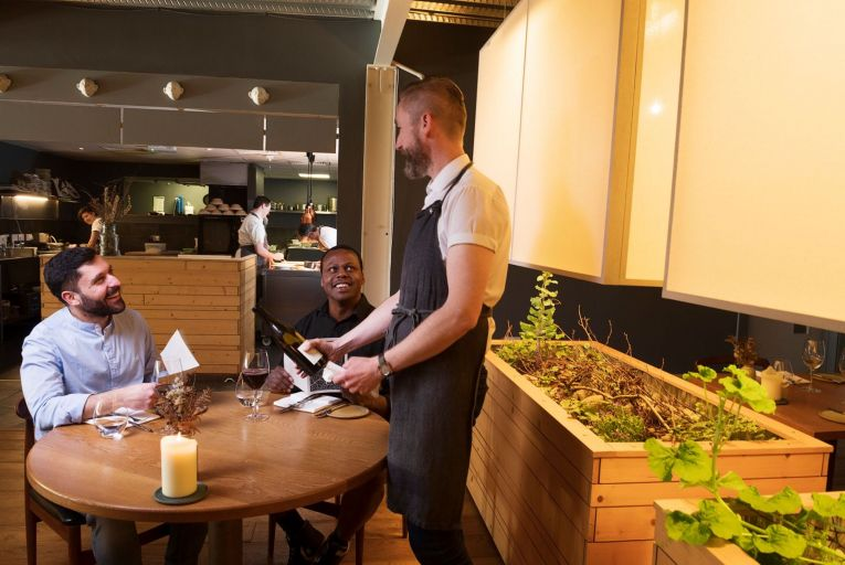 Restaurant review: When in Loam, fill your boots