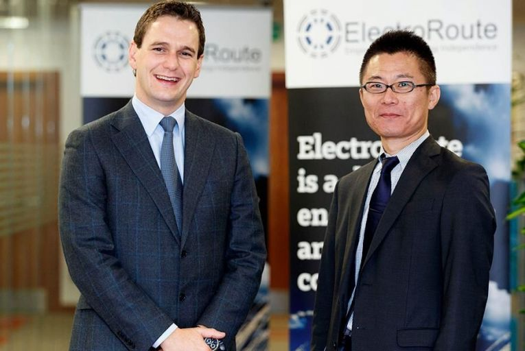 Mitsubishi Corporation takes majority share in Irish energy trading firm ElectroRoute