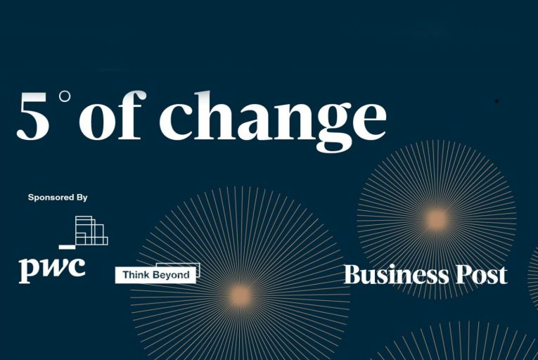 Podcast: Five Degrees of Change — Eamon Ryan