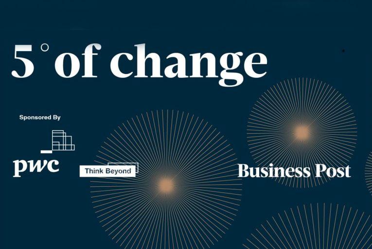 Podcast: Five Degrees of Change — Richard Bruton