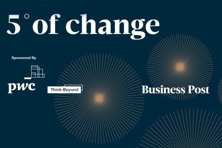 Podcast: Five Degrees of Change — Sinéad Mercier