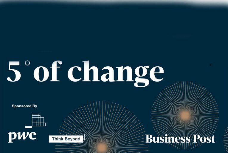 Podcast: Five Degrees of Change — Saoirse McHugh