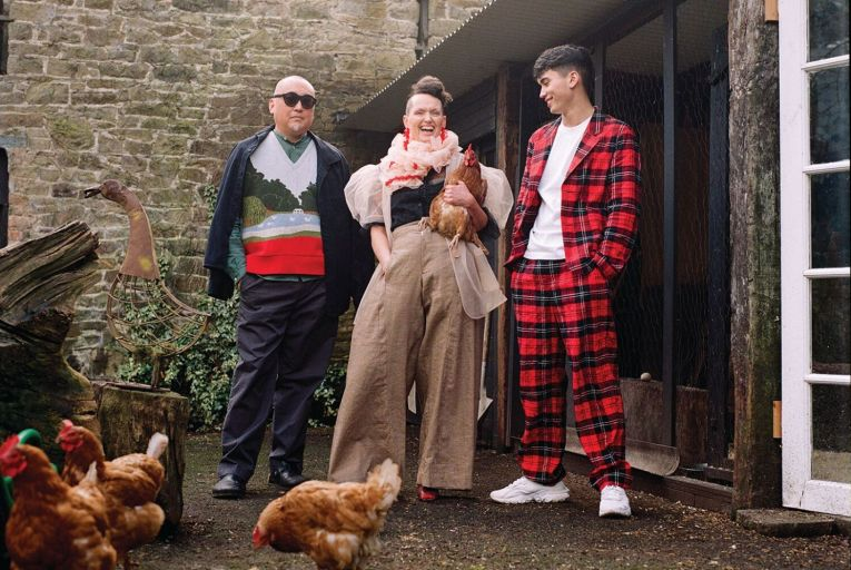Ireland's creative families on what lockdown means for them