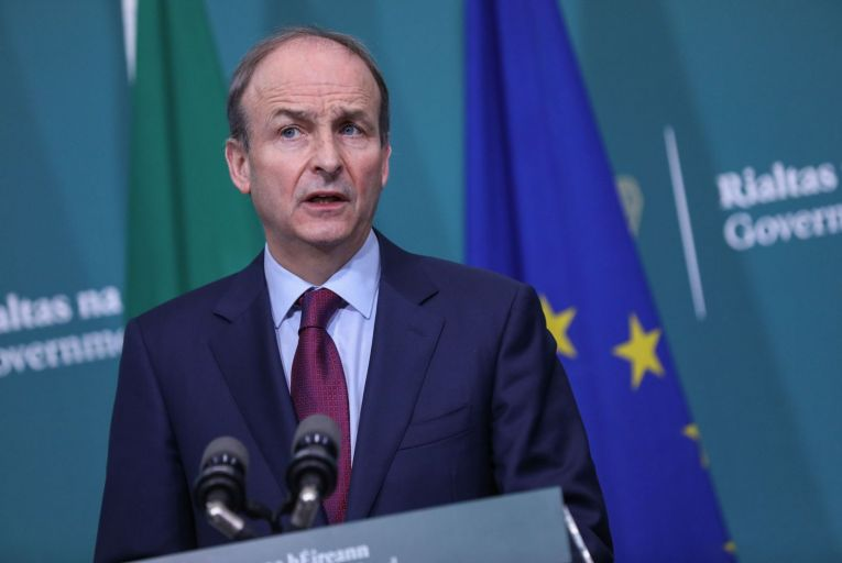 Fianna Fáil's poll rating is down by two points to 11 per cent in a result that is likely to cause further unease among backbenchers and put more pressure on Micheál Martin, the Taoiseach and party leader.