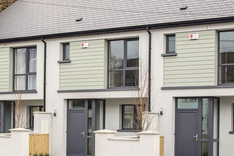 Dundrum terraced units from €485k
