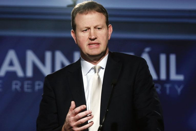 Jim O'Callaghan distanced himself from reports that he would be willing to back a motion of no confidence in Micheál Martin
