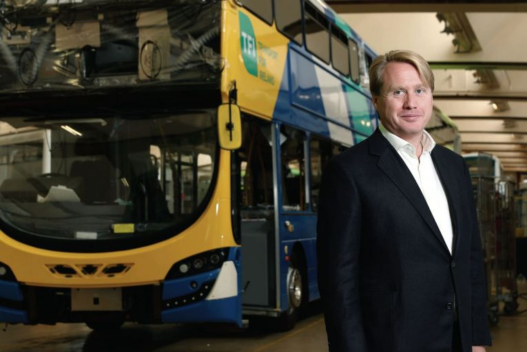 Jo Bamford owns Ryse-Hydrogen, a clean fuel business that is a partner on plans for a hydrogen hub based in Felixstowe and Harwich port in East Sussex in Britain