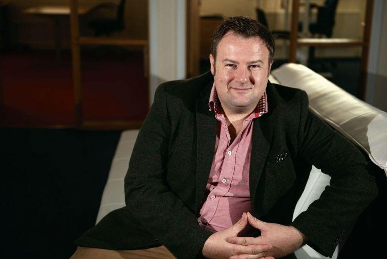 The Sunday Interview: Cian Ó Maidín, chief executive of Nearform