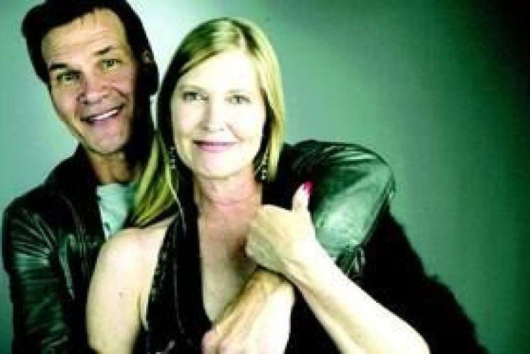 Patrick Swayze and Lisa Niemi Swayze: a touching yet ultimately unsuccessful memoir. Photo: Getty