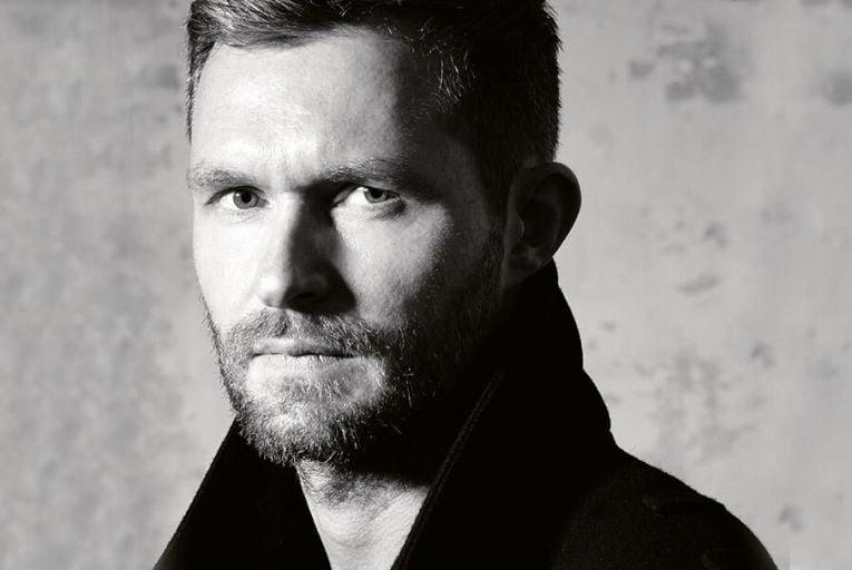 Daniel Kearns, creative director of Kent & Curwen