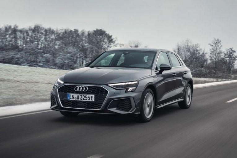 Test drive: New Audi A3 hybrid comes with a plug but lacks spark