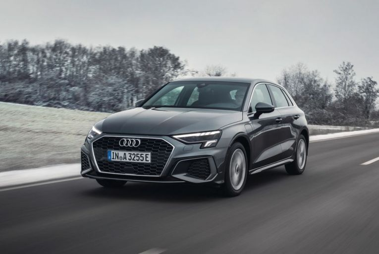 The Audi A3 Sportback 40 TFSI e is a great-looking car but is not as new as it appears