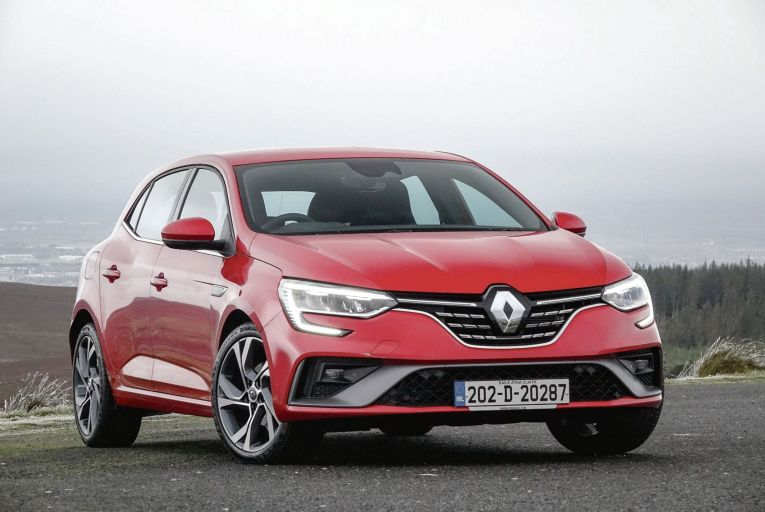 Tested on Irish roads: Renault Megane update is subtle but effective