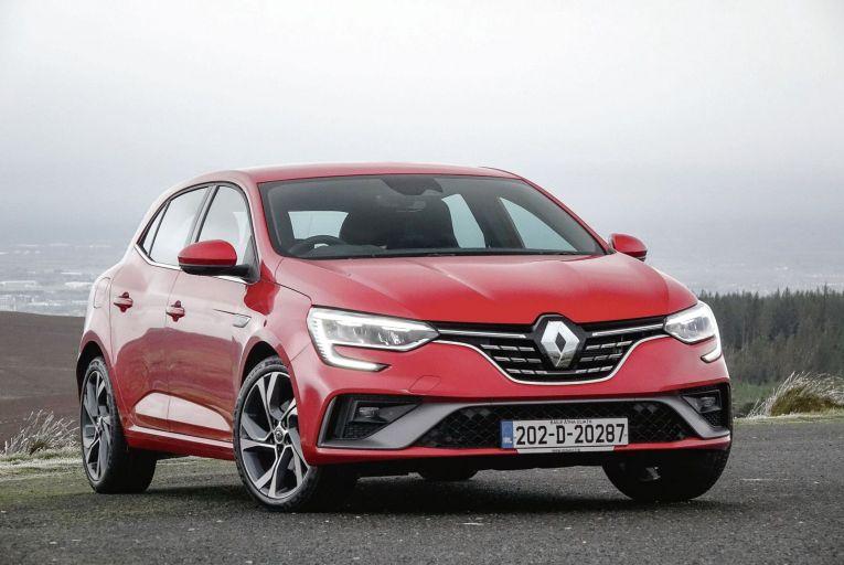 Tested on Irish roads: Renault Megane update is subtle but effective